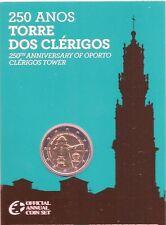 """Pièce Commemorative du Portugal 2013 """"Torres dos Clerigos"""", BU."""