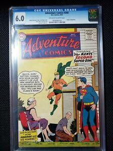 Adventure Comics 260 CGC 6.0