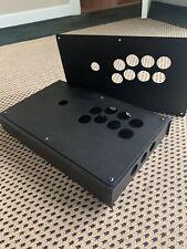 Metal Arcade Stick / Fight Stick Case Allfightsticks