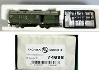 Sachsenmodelle H0 74698 German Federal Post, DC, Never used