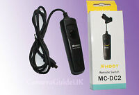 Remote Shutter Release MC-DC2 FOR NIKON D5500 D5600 D600 D7200 D3300 D90
