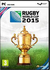 PC DVD Spiel Rugby World Cup 2015 NEU&OVP