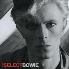 David Bowie iSelect V&A Limited Edition RED vinyl LP. New in Shrink Brooklyn Mus