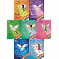 Rainbow Magic Jewel Fairies Collection 7 Books Set
