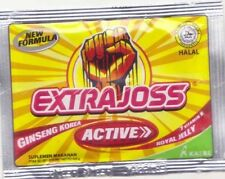 UK SUPPLIER FAST AND FREE DELIVERY EXTRA JOSS -Energy Drink (5 SACHETS)