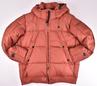 G-STAR RAW, Whistler Hooded Bomber 2 Bright Aub, Gr.XXL Winterjacke Bomberjacke