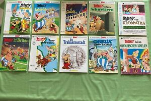 Asterix Comic Sammlung