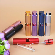 Travel Portable Mini Refillable Perfume Atomizer Bottle Scent Pump Spray 5ml/8ml