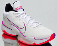 Nike Zoom Rize 2 Men's Summit White Flash Crimson Basketball Sneakers Shoes