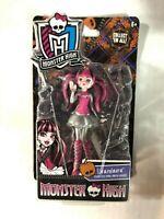 Monster High Scary Cute Howl-oween Draculaura Figure Just Play 2014