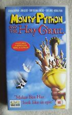 Monty Python and the Holy Grail film video VHS Pal - 15