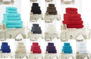 Luxury Zero Twist Towel Supreme Bath Towel Hand Towel Bath Sheet Extra Absorbent