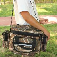 Angelgerät Tasche Pack Taille Schulterrolle Getriebe Lagerung Handtasche