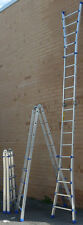 Ladder Telescopic Extension Aluminium 5300mm