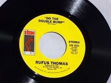 Rufus Thomas: Do the Double Bump / same   [Unplayed Copy]
