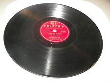 "Hugo Winterhalter Come Into My Heart /Third Man Theme 10"" 78 Columbia 38706 1949"