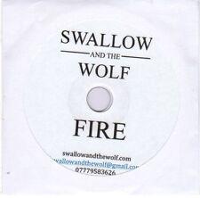 (EL32) Swallow & The Wolf, Fire - DJ CD
