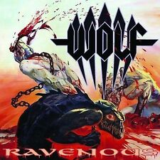 Ravenous by Wolf (CD, Mar-2009, Century Media (USA))
