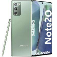 """Samsung Galaxy NOTE 20 6.7"""" 8+256GB NUOVO DualSim Mystic Green SM-N980F"""