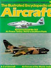 IEA 101 WW2 LUFTWAFFE MESSERSCHMITT Me 262 JET FIGHTER_NATO SOUTH_INDIAN AF_F3F