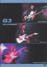 "G 3 ""G 3 LIVE IN DENVER"" DVD NEUWARE"
