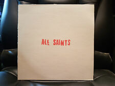 """All Saints - I Know Where It's At (RED1) 1997 (12"""" Single)"""