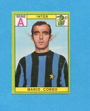 PANINI CALCIATORI 1968/69-Figurina - CORSO - INTER -Recuperata