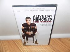 Alive Day Memories: Home From Iraq (DVD, 2007) BRAND NEW