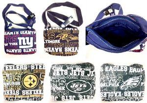 Licensed Canvas Repeating Tote Purse Handbag Bag - Brand New