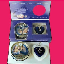 4 PEARL NECKLACE GIFT SET love perals novelty shell new