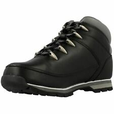 Timberland Men's Euro Sprint Black Casual Boots Winter Shoes Black