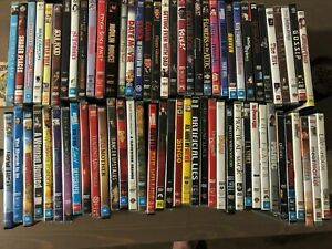 Variety of DVD movies for sale! Region 1 (USA/Can). Sydney seller. Free ship.