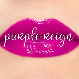 DISCONTINUED PURPLE REIGN LIPSENSE-- NO LONGER MADE, SO GORGEOUS!