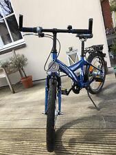 Fahrrad Prince Rocket, 20 Zoll, blau, gebraucht aber in sehr guten Zustand
