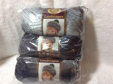 Lion Brand Yarn Landscapes 3 Pack Color Metropolis