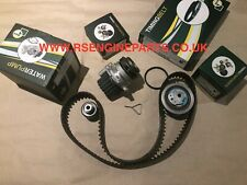 Timing Belt Kit WATER PUMP AUDI SEAT SKODA FORD VOLKSWAGEN 1.9 2.0 8V DIESEL