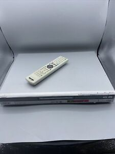 SONY RDR-HXD560 DVD Silver Recorder 80GB HDD DVD DVB Freeview WITH CONTROLLER