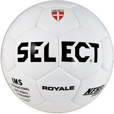 New Select Royale Soccer Ball White Size 5