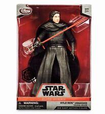 """Kylo Ren Unmasked Elite Series Die Cast Figure 7"""" Star Wars Disney Factory Seal"""