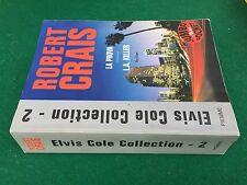 Robert CRAIS - LA PROVA + L.A.KILLER , Piemme Jumbo (1° Ed 2007) Libro