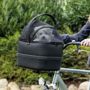 TRIXIE Fahrradkorb Vorne Haustiere Hunde Lenkerkorb Hundekorb Fahrradtasche