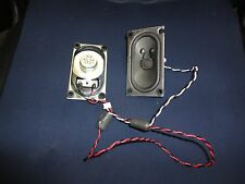 COBY SPEAKER SET YDT47-4N6BH, 4 OHMS 5W USED IN MODEL TFDVD1973.