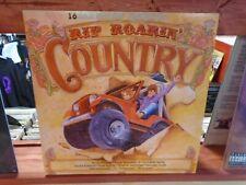 16 Bar Bustin' Favorites Waylon Jennings George Jones Alabama LP 1983 K Tel EX