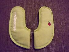 MOTHERCARE  MY CHOICE MY3/ MY4 Pram  Padded Harness Shoulder Pads Green