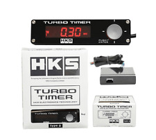 HKS Turbo Timer Control Type-0 for  Universal Digital Auto Car Black Control LED