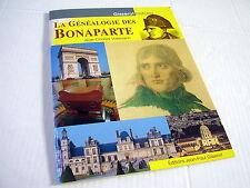 NAPOLEON: LA GENEALOGIE DES BONAPARTE~JEAN-CHARLES VOLKMANN