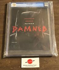 Batman Damned #1 CGC 10.0 Uncensored Bermejo Not 9.9 9.8 DC Comics Black Label