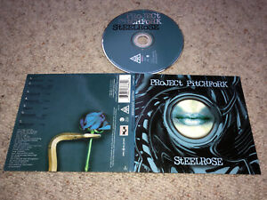 Project Pitchfork CD Steelrose 7Tracks DigiPack And One Depeche Mode
