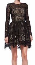 NEW $770 ALEXIS Malin Lace Cocktail Party Dress (M) Black - SOLD OUT!!