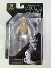 Luke Skywalker Hoth Archive Star Wars The Black Series 6-Inch New In Hand ?